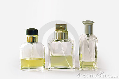 Fragrance bottles
