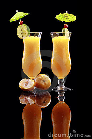 Mandarin Daiquiri or smoothie