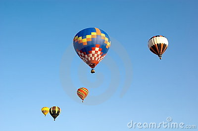 Hot Air Balloons #1