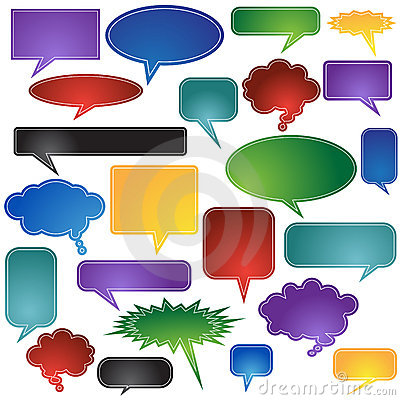 Multiple Chat Icons
