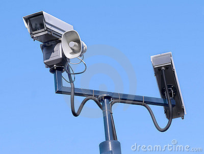 Crime Watch: Security camera observing