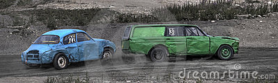 Old Car Racing