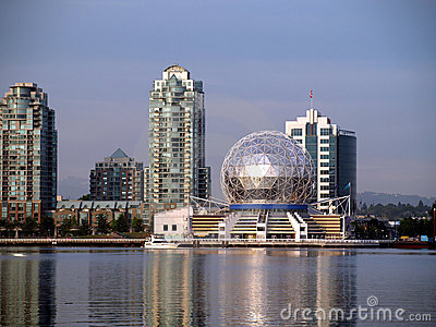 World of science in Vancouver