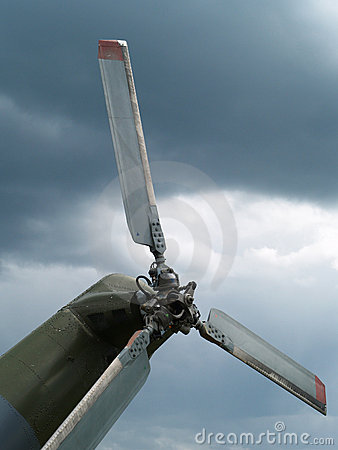 Helicopter propeller