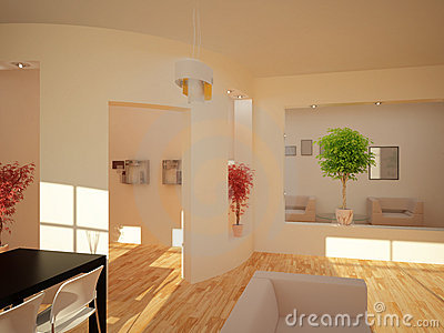Interior set two hundred five