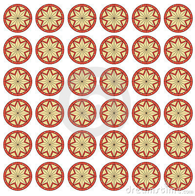 Ornament, seamless vector pattern.