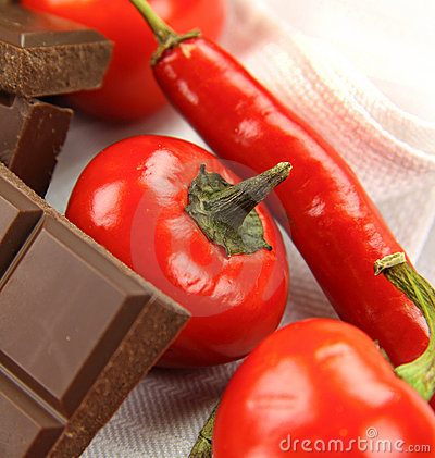 Chillies And Chocolate