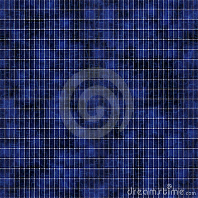 Close-up texture of Solar Panel