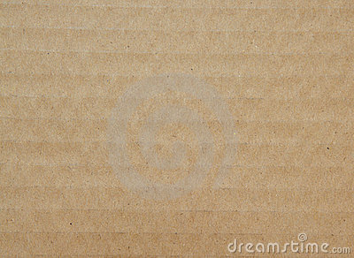Flat cardboard background