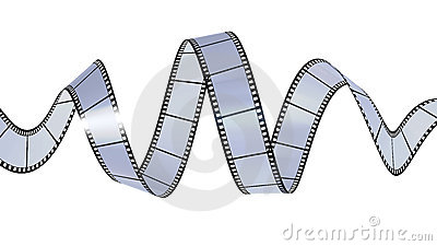 Filmstrip waving