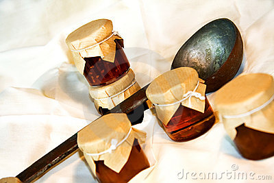 Compote bottles