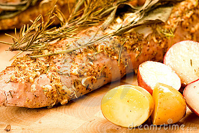 Whole Pork Tenderloin
