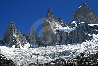 Mount Fitz Roy Argentina aka the smoking mountain