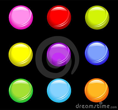 Simple Shiny Buttons