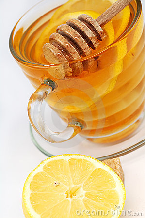 Honey tea