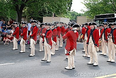 America's Independence Day parade