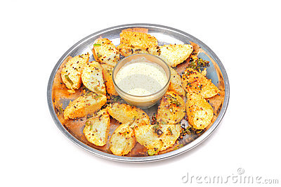 South indian idli dish