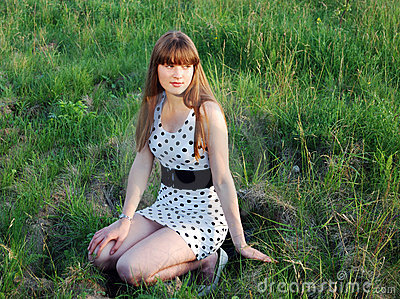 The Girl In A Field