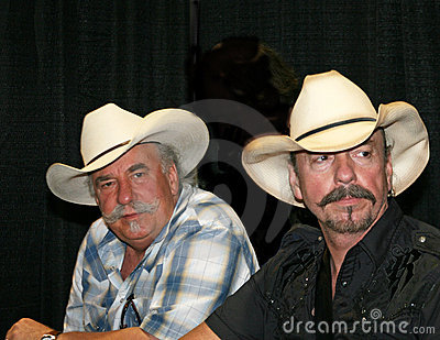 The Bellamy Brothers - CMA Music Festival 2009