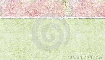Pink & Green Background