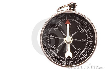 Compass Macro Isolated