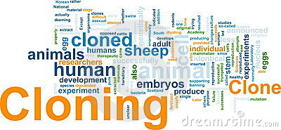 Cloning word cloud
