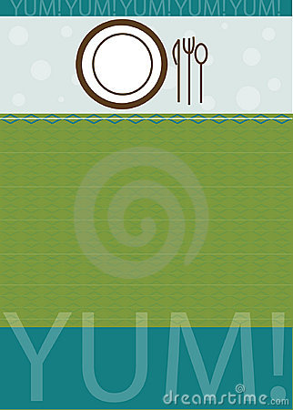 Dinnerware Background