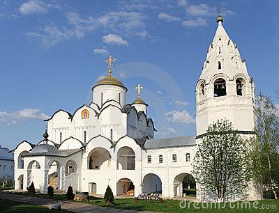 Our Lady's Intercession Nunnery, Russia