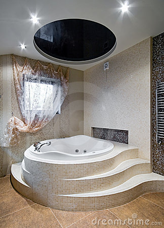 New design of bathroom