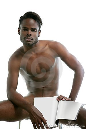 African american black nude sex symbol narcissism