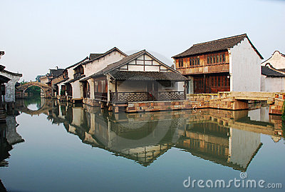 Wuzhen china's civil construction
