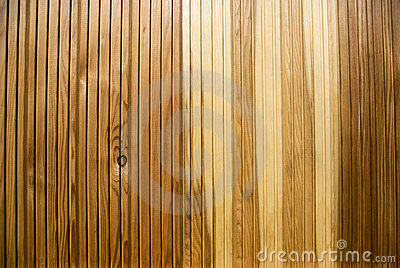 Stylishness wooden plank