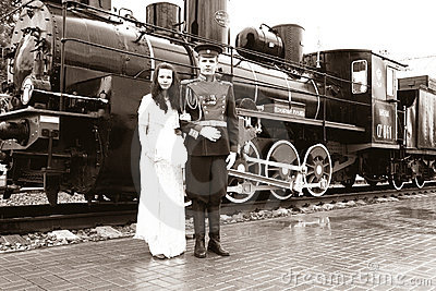 Newlyweds and old engine