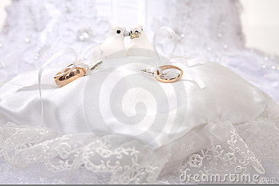 Wedding rings composition