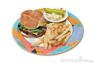 Hamburger Plate