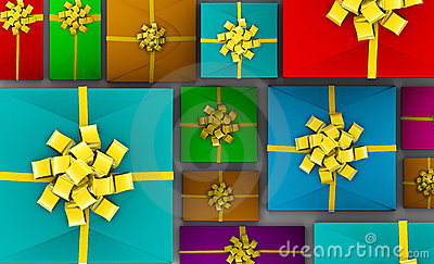 Presents Background
