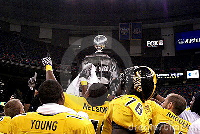 Southern Mississippi Victory