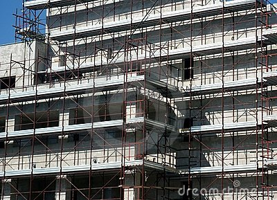 Scaffold for building