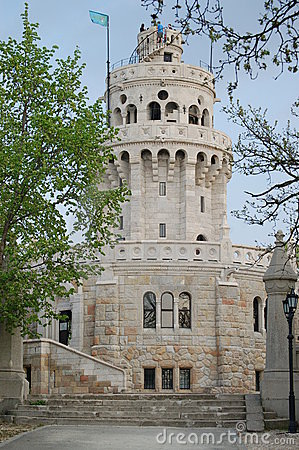 Janos hills look-out tower