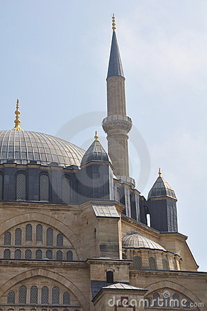 Selimiye Mosque , Turkey