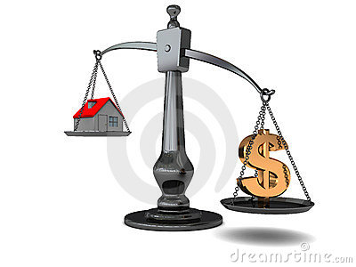 House prices symbol