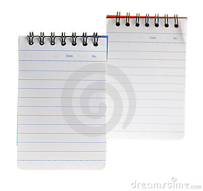 Notebook two isolated