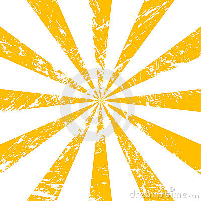 Ray burst (vector file included)