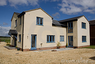 New build property development