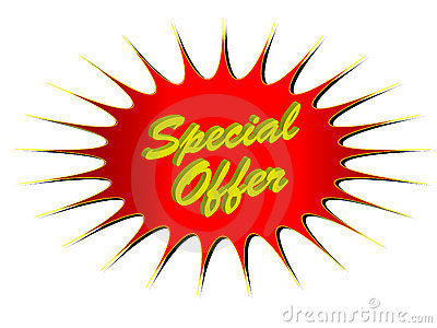 Special offer (vector)