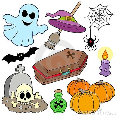 Various Halloween images 3