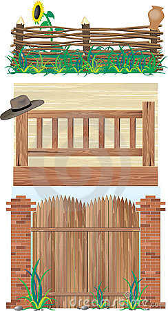 Fences and Gate