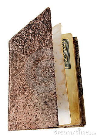 The ancient book