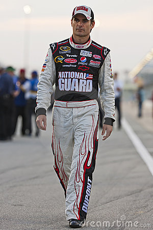 NASCAR:  Jeff Gordon LifeLock.com 400