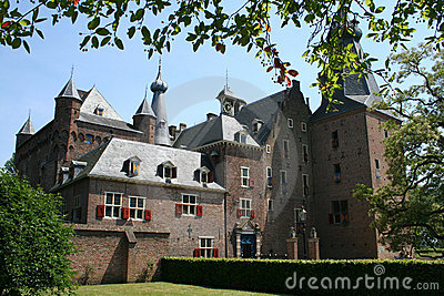 Castle of Doorwert, Netherlands